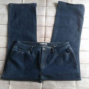 NWOT Fashion Bug bootcut jeans. Size 16